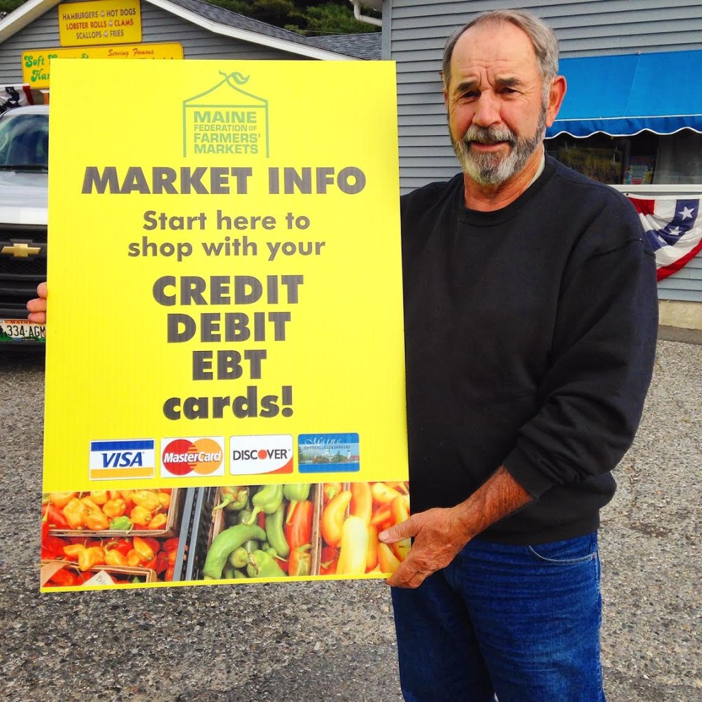 Bob O'Donnell - Market Info Sign
