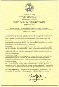 MFFM2015_NFMW_USDA_Proclamation
