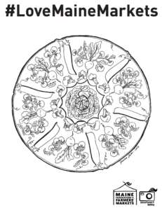 Mandala Peas